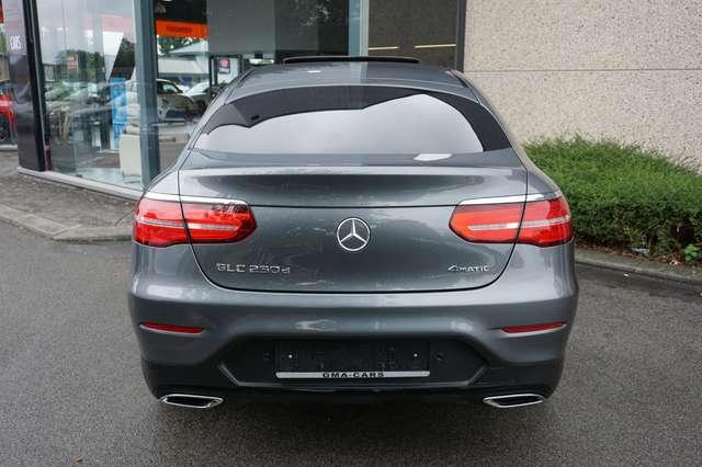 Mercedes GLC 250 d 4-Matic AMG Pack Coupe/Navi/360/Leder/Schuifdak