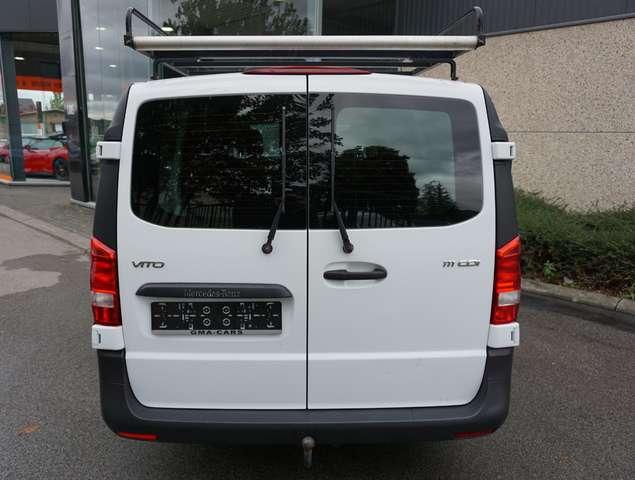 Mercedes Vito Lichtevracht/Navi/Leder/5zit/Airco/89km/*Garantie*