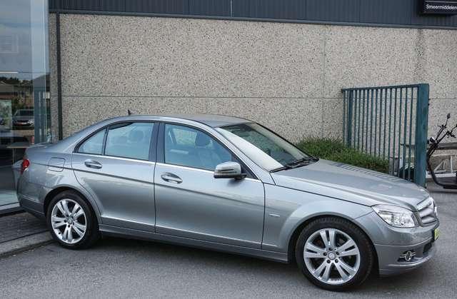 Mercedes C 200 CDI  Automaat /Navi/H.Leder/Euro5/Airco/*Garantie*