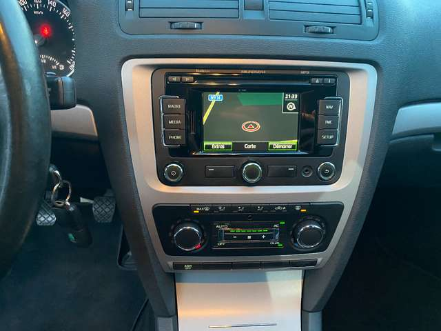 Skoda Octavia GPS // Régulateur de vitesse