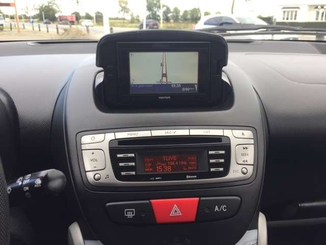 Toyota Aygo 1.0i Color Edition! Airco Navi! 89 DKM! Koopje!