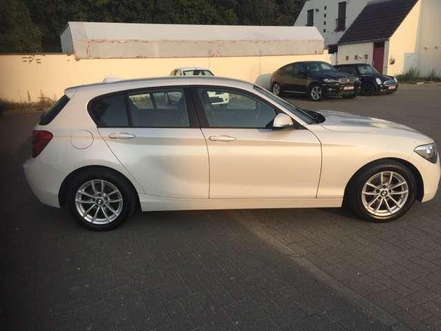 BMW 116 Airco Navi! 93 DKM!