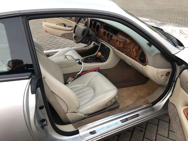 Jaguar XKR 4.0i V8 R Supercharged! 135 DKM!