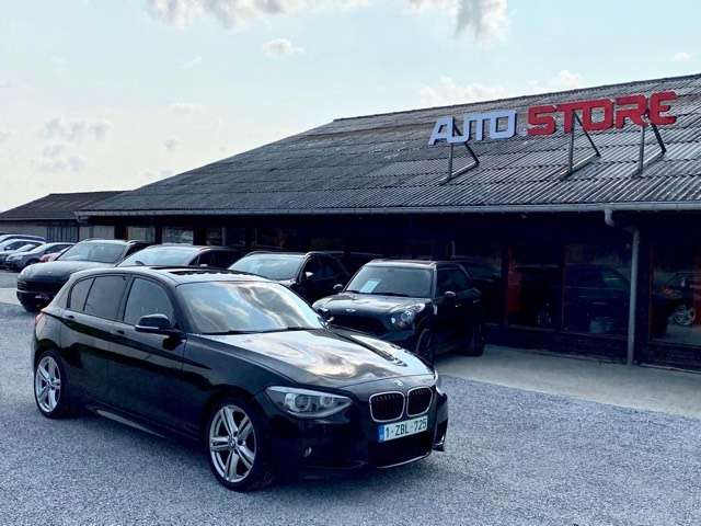 BMW 116 d PACK M INT EXT XENON TOIT OUVRANT GPS