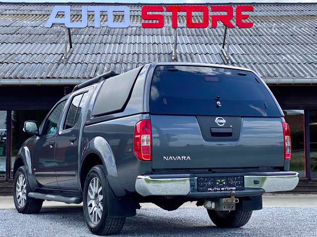 Nissan Navara 3.O D V6 EXCLUSIVE/TOIT OUVRANT/CAMÉRA/HARD TOP