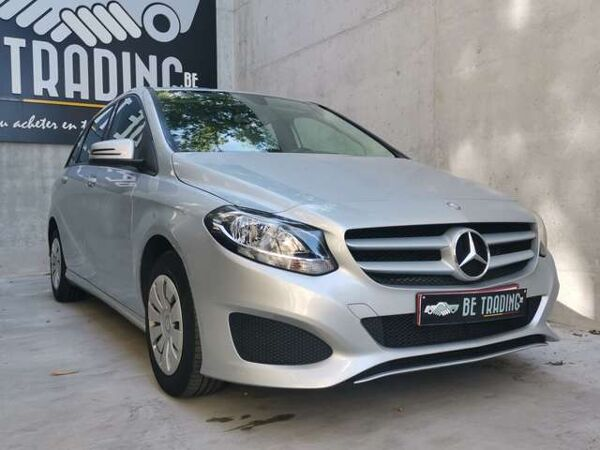 Mercedes B 180 d BE Edition