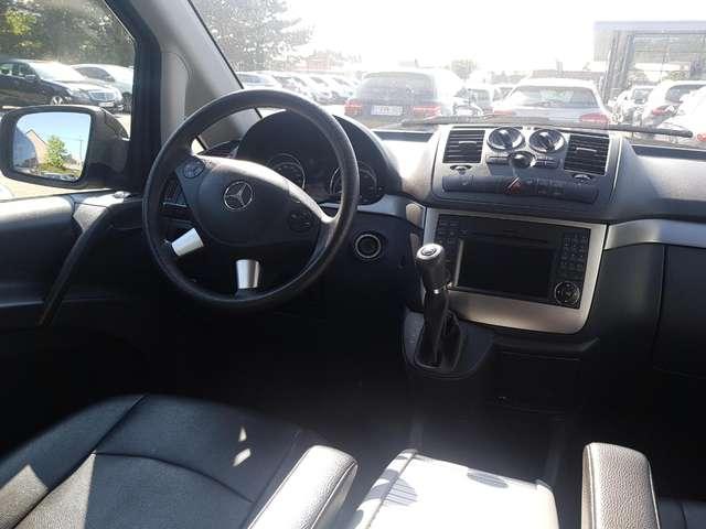 Mercedes Vito Double cabine 3.0 V6 224cv 17.490€ HTVA