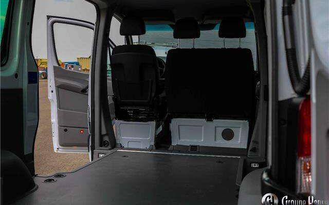 Mercedes Sprinter Combi 311 CDI A1