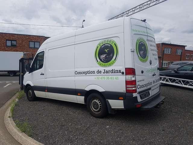 Mercedes Sprinter Fourgon L2H2 14.876€HTVA