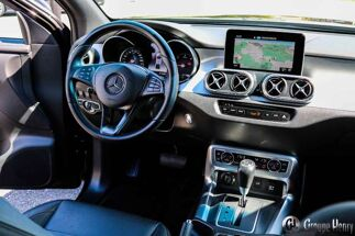 Mercedes X 350 POWER 4MATIC 7G-TRONIC 44.900€HTVA