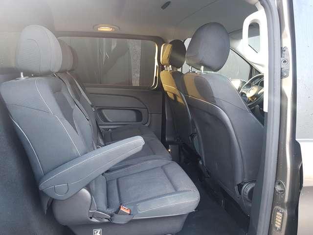 Mercedes V 220 Version double cabine A2 163cv 20.661€htva