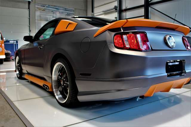 Ford Mustang Shelby V8  *** Pack Eleanor ***