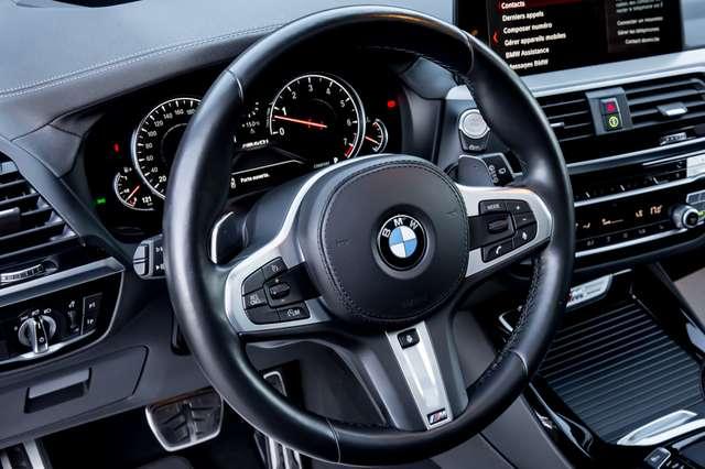 """BMW X3 M M40i / LED / JA 21"""" / PANORAMIQUE / HARMAN KARDON"""
