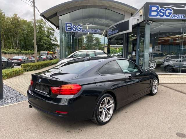 BMW 418 418d coupe PACK M intetieur !!!!!! PACK SPORT !!!!