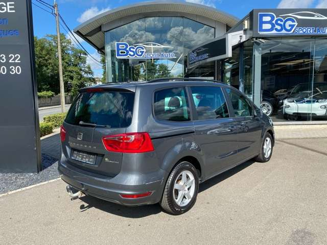 SEAT Alhambra 2.0 CR TDi  7 places fullll gps camera toit pano!!