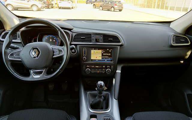 Renault Kadjar 1.5 dCi Intens*GARANTIE*GPS*CLIM*CRUISE*CAMERA*JA*