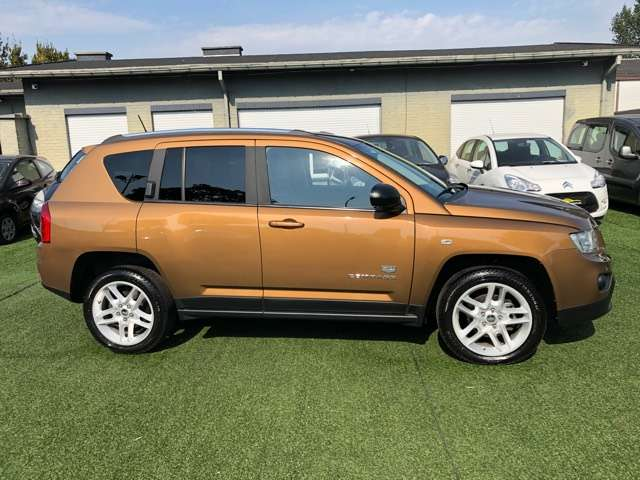 Jeep Compass 2.1 CRD Limited 4WD°70260KM°LEDER°EURO5