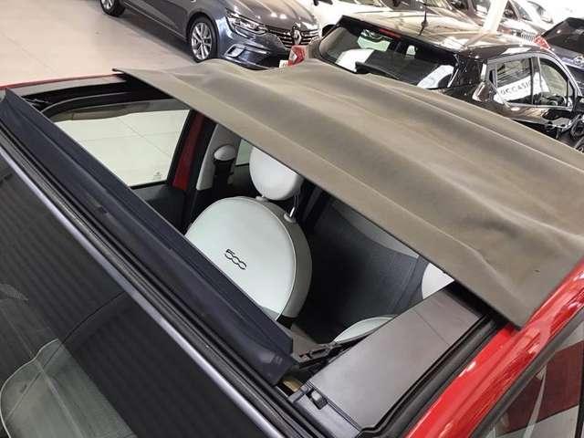 Fiat 500C Lounge