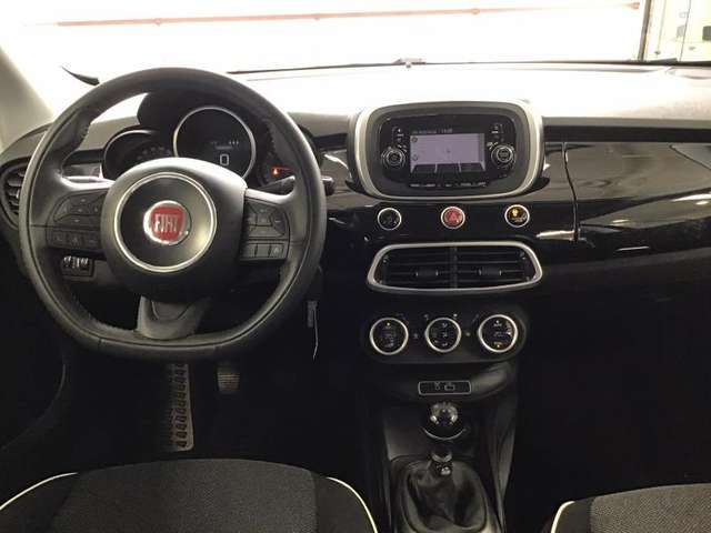 Fiat 500X Pop Star Navigation