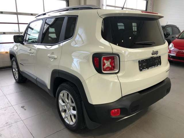 Jeep Renegade Limited+Toit panoramique