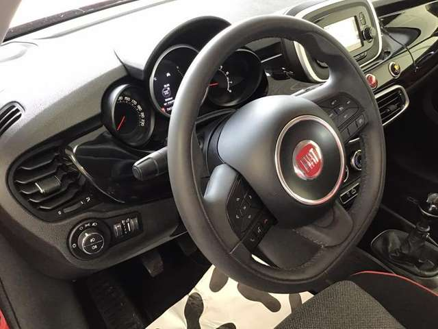 Fiat 500X lounge +navigation
