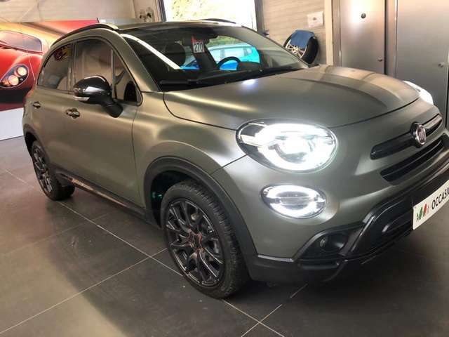 Fiat 500X Cross LOOK s-Design