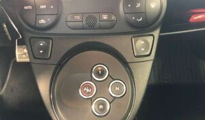 Abarth 595 Competizione Competizione cabriolet Automat