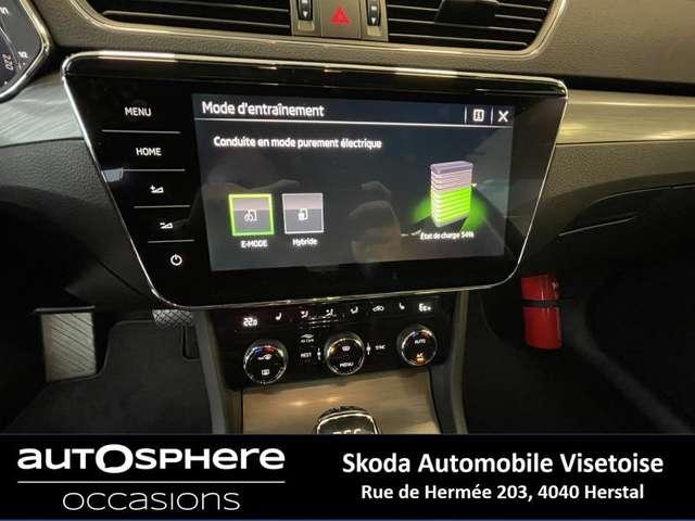 Skoda Superb Style iV Hybride Plug-In