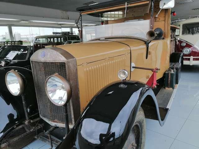 Oldtimer n-a PRACHTIGE Georges Richard UNIC L1 , Pick-Up Truck