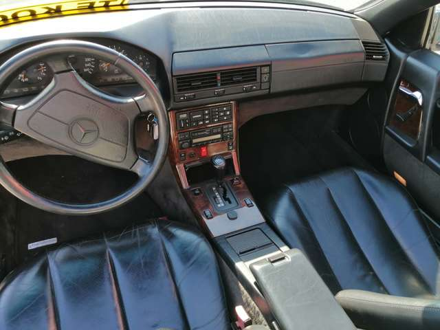 Mercedes SL 280 PRACHTIGE SL MET MOOIE VELGEN,HARD- EN SOFTTOP