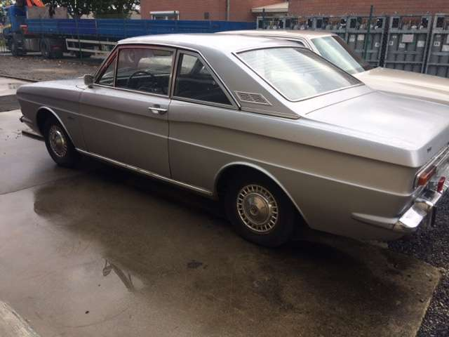 Ford Taunus 15M TS COUPE