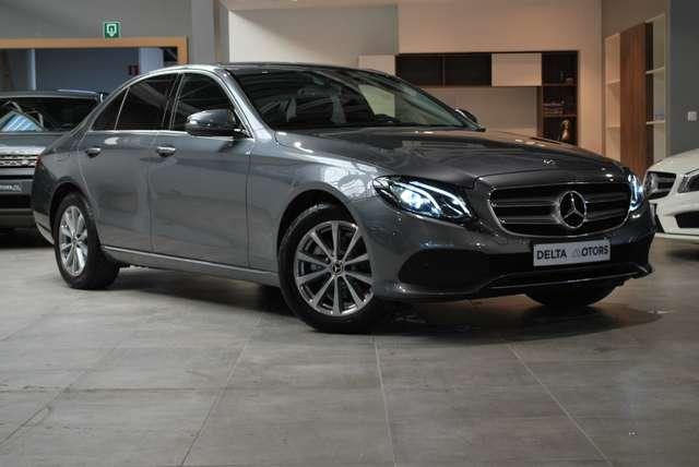 Mercedes E 220 d * 9G-Tronic * NAV * LED * CAMERA * SPORTPACK *