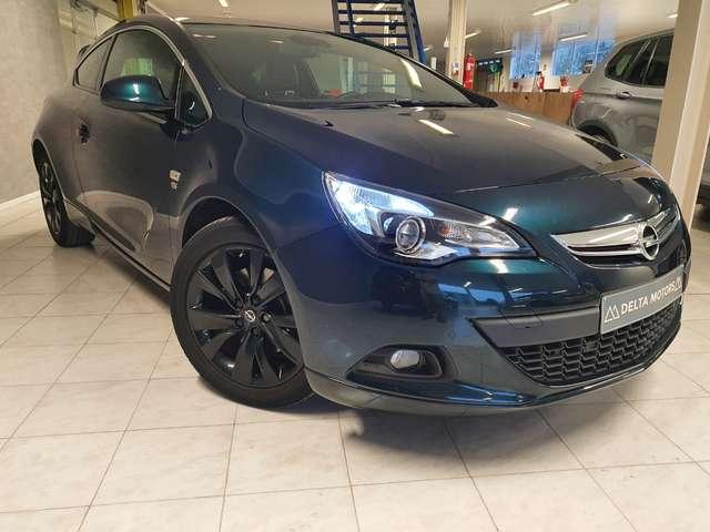 Opel Astra 1.4 Turbo OPC-Line * NAV * LEDER * SPORTPACK * LED