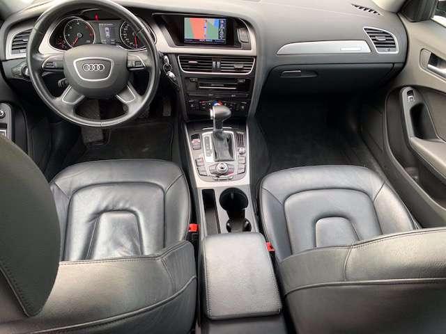 Audi A4 Allroad 2.0 TDI - S tronic-  10.661 € NETTO - Leder/GPS