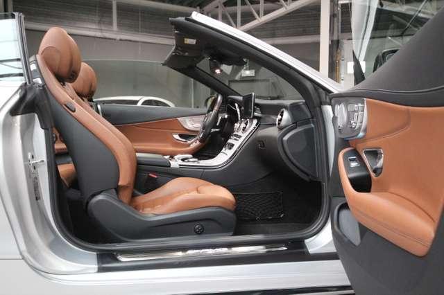 Mercedes C 43 AMG 9G-Tronic * Performance exhaust * Burmester * FULL
