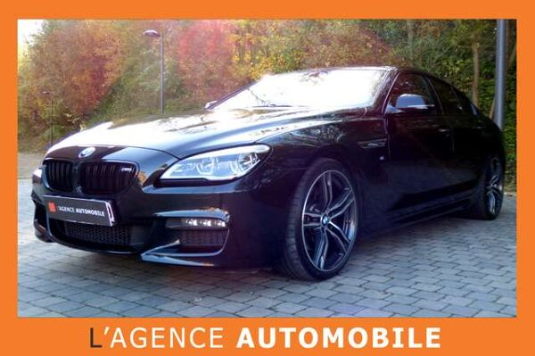 BMW 640 GRAN COUPE - PACK M - GARANTIE 06/2022