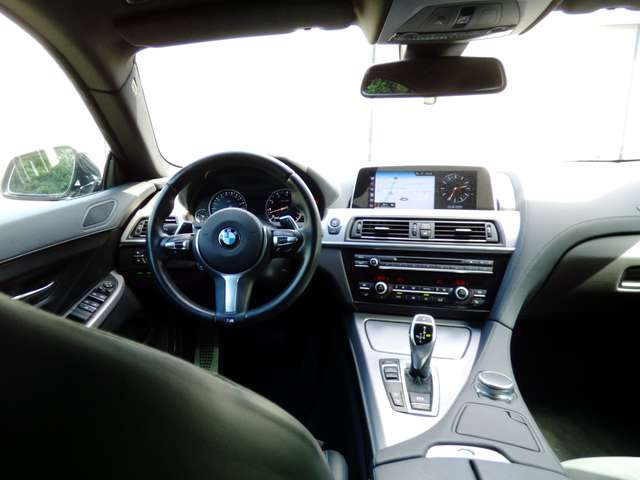 BMW 640 GRAN COUPE - PACK M - GARANTIE 06/2022