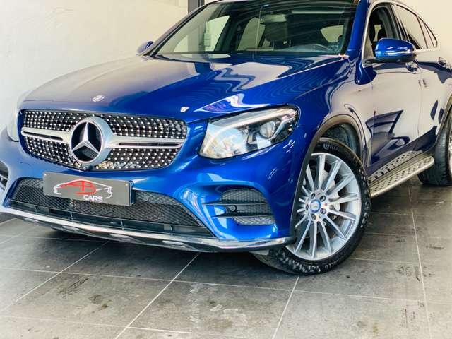 Mercedes GLC 220 d 4-Matic * coupe * pack Amg * garantie 12 mois *