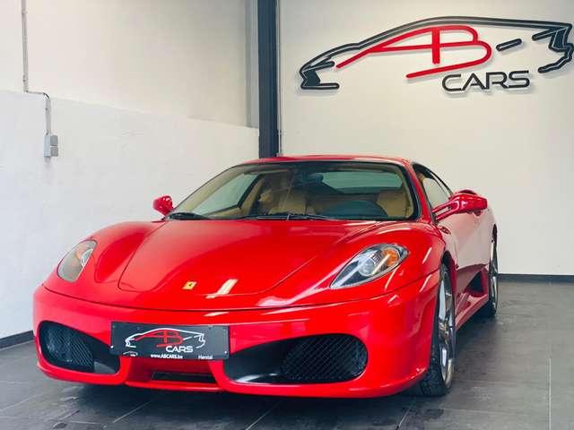 Ferrari F430 4.3i V8 32v F1 * carnet complet * 1er prop *