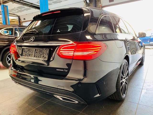 Mercedes C 220 d 4-Matic * pack Amg * gar 12 mois * 125KW *