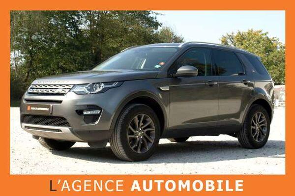 Land Rover Discovery Sport 2.0 TD4 HSE / GARANTIE 12M