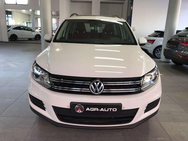 Volkswagen Tiguan 2.0 CR TDi 4Motion Trend