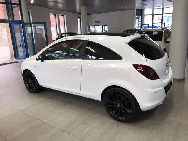 Opel Corsa 1.3 CDTi Black Edition DPF