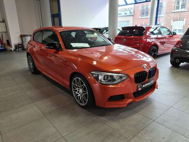 BMW 116 1 SPORTSHATCH DIESEL  full pack M