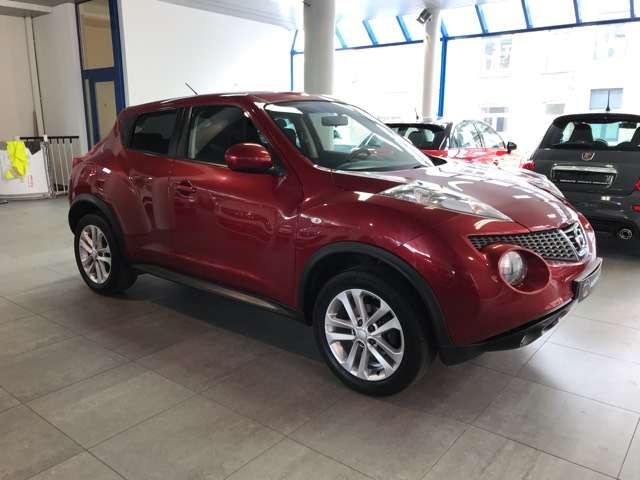 Nissan Juke 1.5 dCi 2WD Acenta Connect Sport Pack