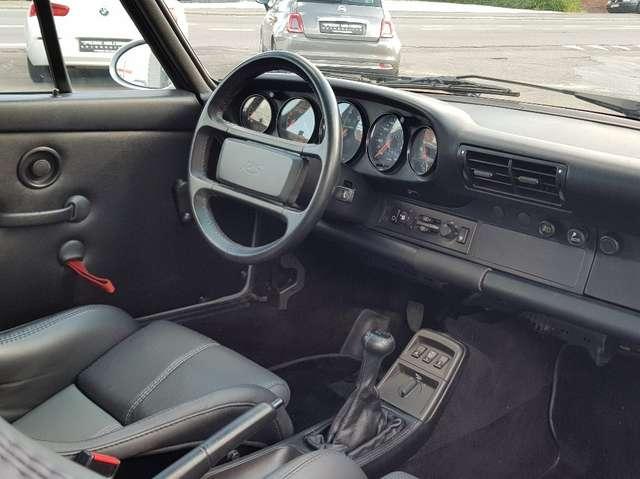 Porsche 964 RS / POLAR SILVER / C00 / ENTIEREMENT RESTAURÉE