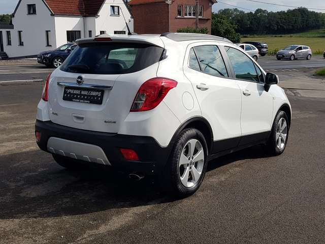 Opel Mokka 1.6 CDTI / EURO 6 / GPS / BLUETOOTH / GARANTIE
