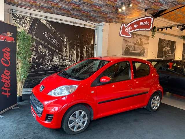 Peugeot 107 1.0i * BOITE AUTOMATIQUE * Réservé ! *