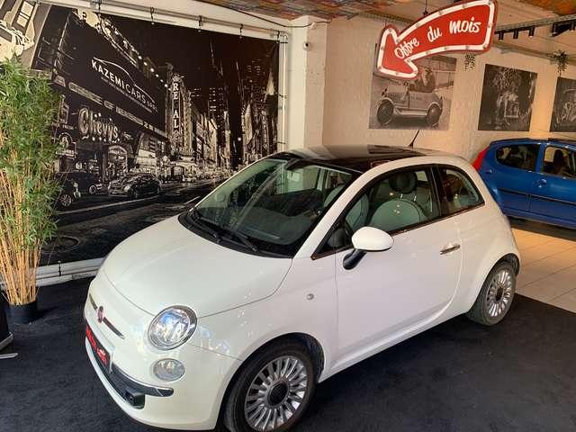 Fiat 500 1.2i * TOIT PANORAMIQUE * AIRCO * 34.000 KM ! *