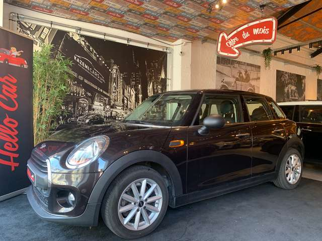 MINI One D 1.5 * GPS * JANTES * AIRCO DIGITAL * GARANTIE *